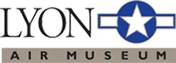 Lyon Air Museum Logo